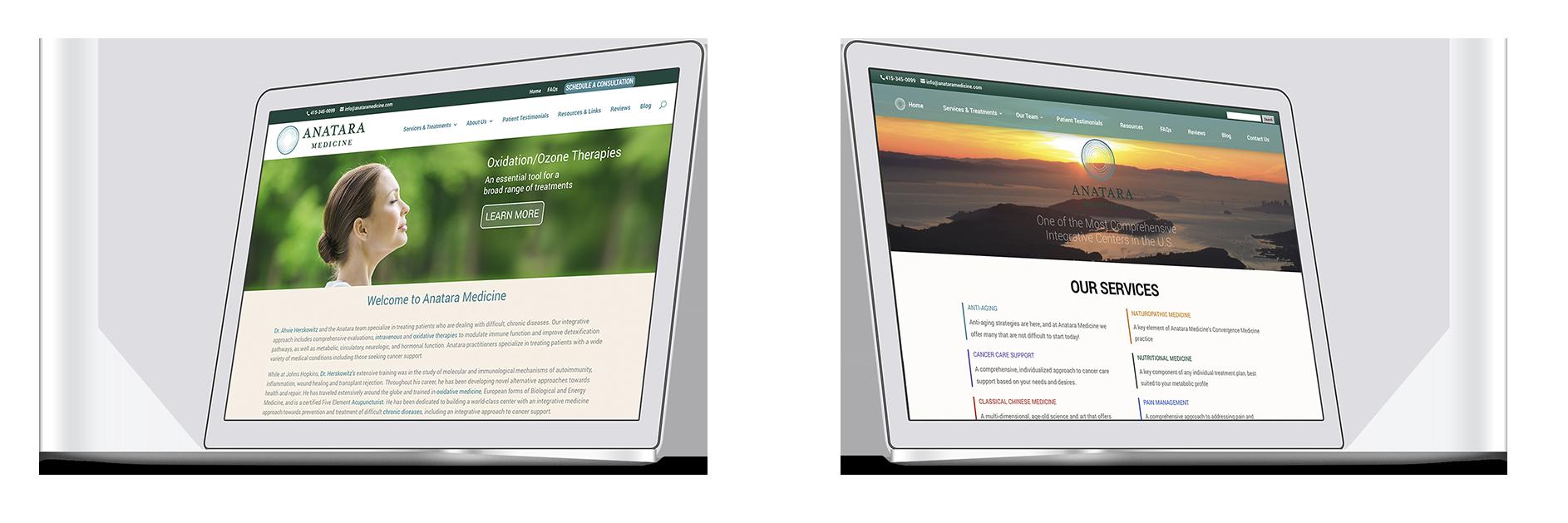 Anatara Medicine Refreshed Design 2016